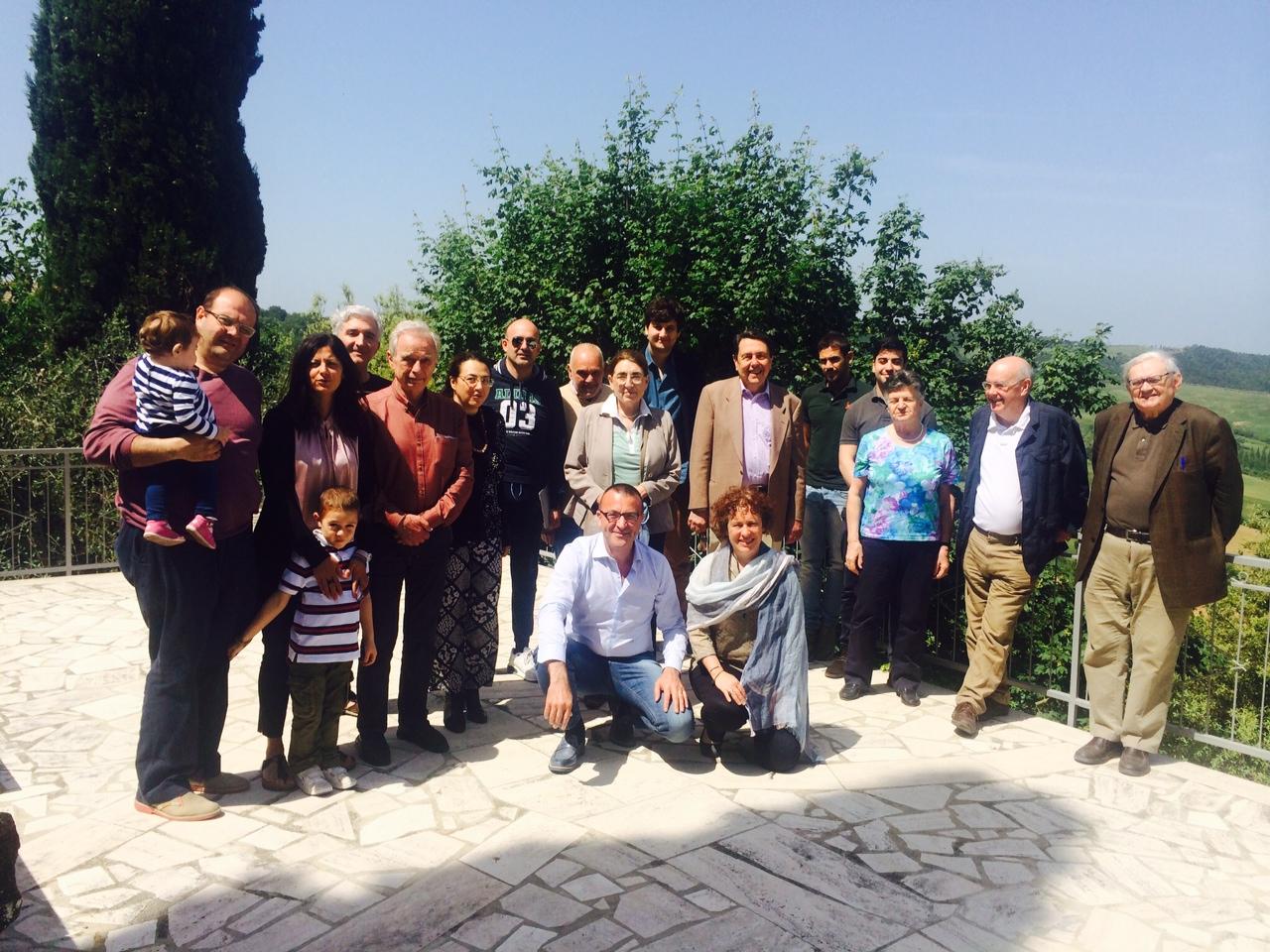 """Primo Meeting Internazionale di """"A Colorni-Hirschman International Institute"""""""