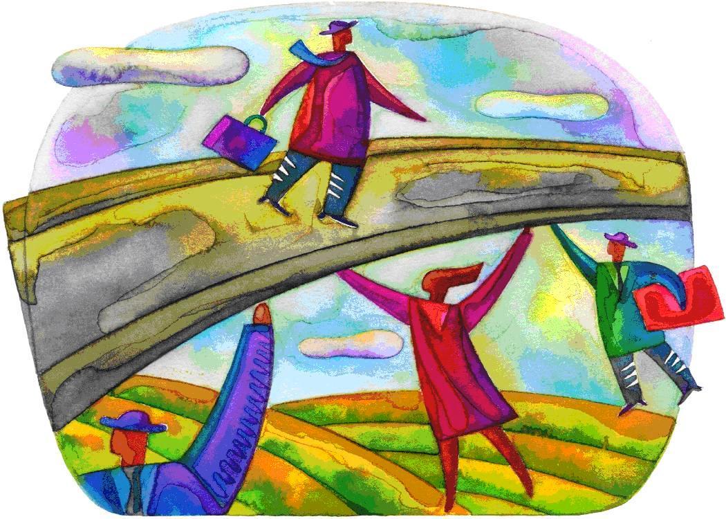 art-and-bridges