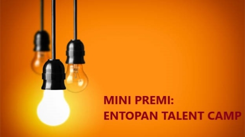 mini premi entopan talent camp immagine copertina 1