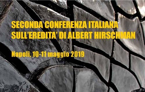logo per sito seconda conferenza capodimonte maggio 2019